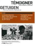N°109 (03/2011) Bande dessinée dans l'orbe des guerres et génocides du XXe s.