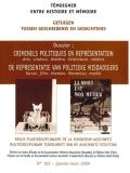 N°102 (03/2009) Criminels politiques en représentation. Arts, cinéma, théâtre...