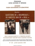 N° 100 (09/2008) Questions de « bourreaux »