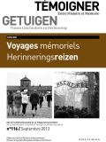 N° 116 (septembre 2013) : Voyages mémoriels