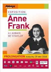expo anne frank stavelot
