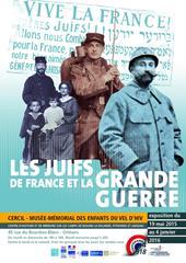 expo cercil juifs france-grande guerre