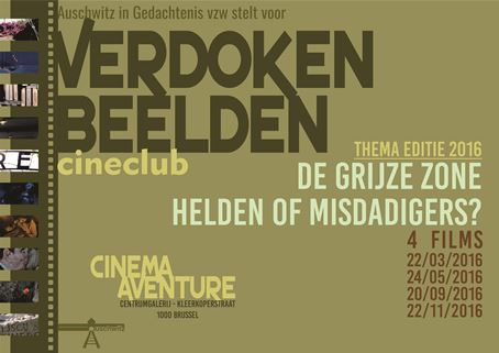 flyer cine club 2016 nl