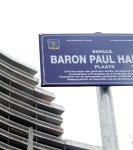 Inhuldiging van Baron Paul Halterplaats, 6 oktober 2015