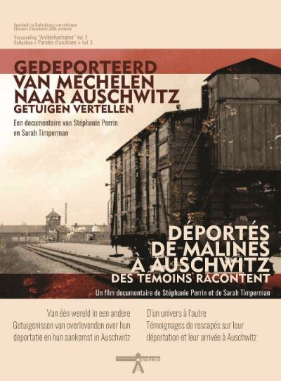 mechelen auschwitz cover dvd